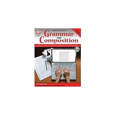 Carson-Dellosa Publishing Grammar And Composition By Mark Twain Media Workbook By Kane, Carolyn, Grade 5 - Grade 12 [eBook]