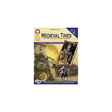 Carson-Dellosa Publishing Medieval Times By Mark Twain Media Workbook By Edgar, Frank, Grade 5 - Grade 12 [eBook]