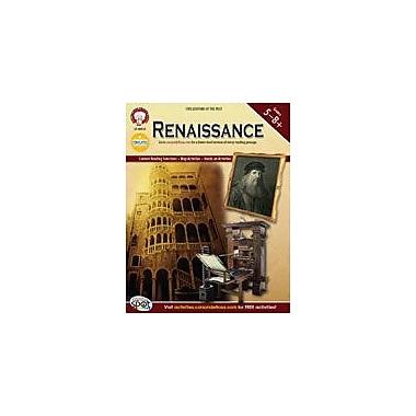 Carson-Dellosa Publishing Renaissance By Mark Twain Media Workbook By Hotle, Patrick, Grade 5 - Grade 12 [eBook]