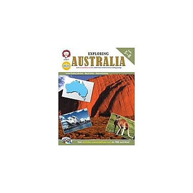 Carson-Dellosa Publishing Exploring Australia By Mark Twain Media Workbook By Kramme, Michael, Grade 5 - Grade 8 [eBook]