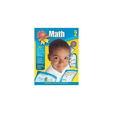 Carson-Dellosa Publishing Master Skills Math, Grade 2 Workbook [eBook]