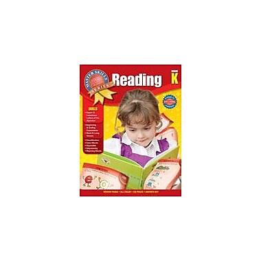 Carson-Dellosa Publishing Master Skills Reading, Grade K Workbook, Kindergarten [eBook]