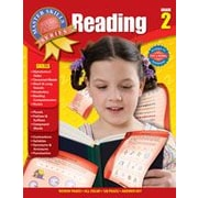 Carson-Dellosa Publishing Master Skills Reading, Grade 2 Workbook [eBook]