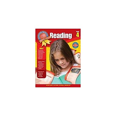 Carson-Dellosa Publishing Master Skills Reading, Grade 4 Workbook [eBook]