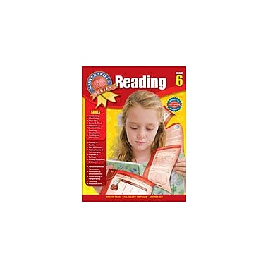 Carson-Dellosa Publishing Master Skills Reading, Grade 6 Workbook [eBook]