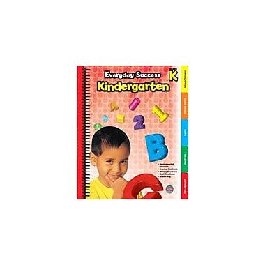 Carson-Dellosa Publishing Everyday Success, Grade K Workbook, Kindergarten [eBook]