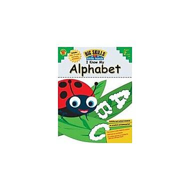 Carson-Dellosa Publishing I Know My Alphabet! (Volume 1) Workbook By Brighter Child, Preschool - Kindergarten [eBook]