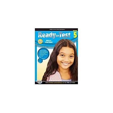 Carson-Dellosa Publishing Ready To Test Language Arts And Math, Grade 5 Workbook [eBook]