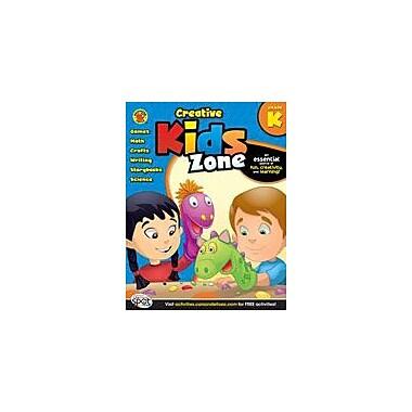 Carson-Dellosa Publishing Creative Kids Zone, Kindergarten Workbook By Brighter Child, Kindergarten [eBook]