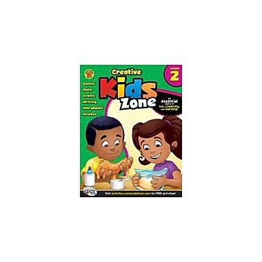 Carson-Dellosa Publishing Creative Kids Zone, Grade 2 Workbook By Brighter Child, Grade 2 [eBook]