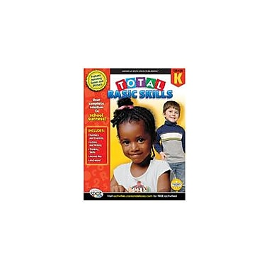 Carson-Dellosa Publishing Total Basic Skills, Grade K Workbook, Kindergarten [eBook]