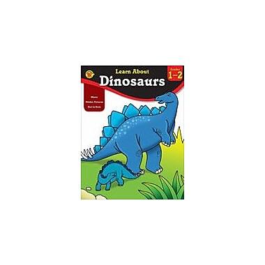 Carson-Dellosa Publishing Dinosaurs Workbook By Brighter Child, Grade 1 - Grade 2 [eBook]