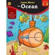 Carson-Dellosa Publishing The Ocean Workbook By Brighter Child, Grade 1 - Grade 2 [eBook]