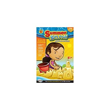 Carson-Dellosa Publishing Summer Splash Learning Activities, Grades 1-2 Workbook By Brighter Child, Grade 1 - Grade 2 [eBook]