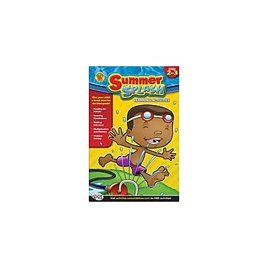 Carson-Dellosa Publishing Summer Splash Learning Activities, Grades 2-3 Workbook By Brighter Child, Grade 2 - Grade 3 [eBook]
