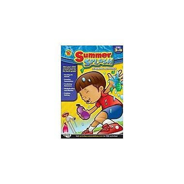 Carson-Dellosa Publishing Summer Splash Learning Activities, Grades 3-4 Workbook By Brighter Child, Grade 3 - Grade 4 [eBook]