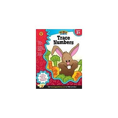 Carson-Dellosa Publishing Trace Numbers Workbook, Preschool - Kindergarten [eBook]