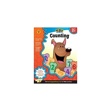 Carson-Dellosa Publishing Counting Workbook, Preschool - Kindergarten [eBook]