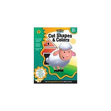 Carson-Dellosa Publishing Cut Shapes And Colors Workbook, Preschool - Kindergarten [eBook]