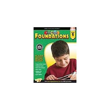 Carson-Dellosa Publishing First Grade Foundations Workbook, Grade 1 [eBook]