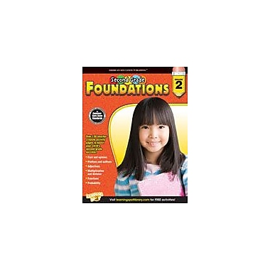 Carson-Dellosa Publishing Second Grade Foundations Workbook, Grade 2 [eBook]