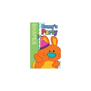 Carson-Dellosa Publishing Bunny's Party Workbook, Preschool - Kindergarten [eBook]