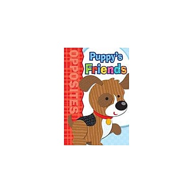 Carson-Dellosa Publishing Puppy's Friends Workbook, Preschool - Kindergarten [eBook]