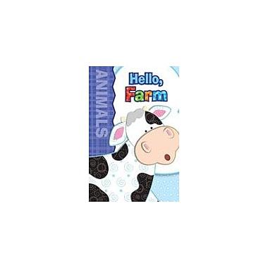 Carson-Dellosa Publishing Hello, Farm Workbook, Preschool - Kindergarten [eBook]