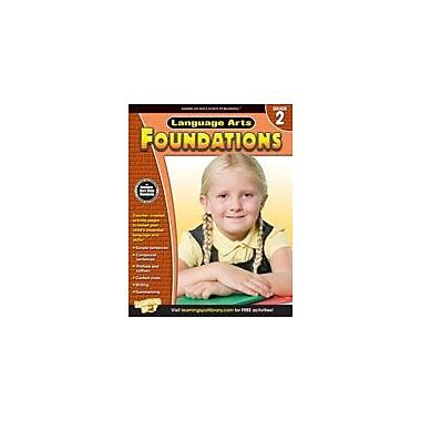 Carson-Dellosa Publishing Language Arts Foundations: Grade 2 Workbook [eBook]