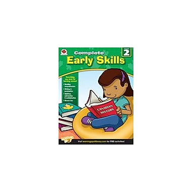 Carson-Dellosa Publishing Complete Early Skills: Canadian Edition, Grade 2 Workbook [eBook]
