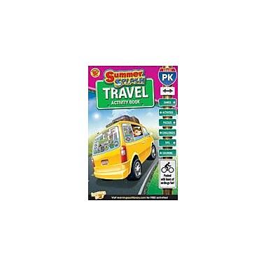 Carson-Dellosa Publishing Summer Splash Travel Activity Book: Prekindergarten Workbook, Preschool [eBook]