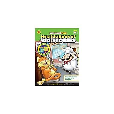 Carson-Dellosa Publishing My Little Book Of Big Stories Workbook, Kindergarten - Grade 1 [eBook]