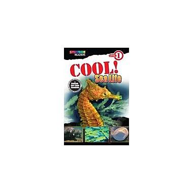 Carson-Dellosa Publishing Spectrum Readers Level 1: Cool! Sea Life Workbook, Preschool - Grade 1 [eBook]