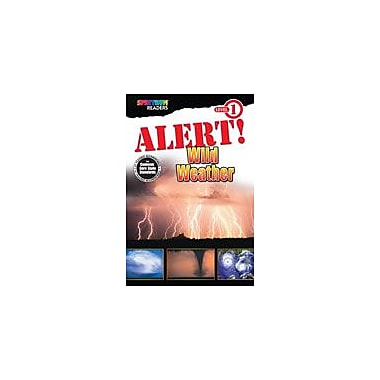 Carson-Dellosa Publishing Spectrum Readers Level 1: Alert! Wild Weather Workbook, Preschool - Grade 1 [eBook]
