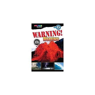 Carson-Dellosa Publishing Spectrum Readers Level 2: Warning! Disasters Workbook, Kindergarten - Grade 1 [eBook]