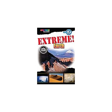 Carson-Dellosa Publishing Spectrum Readers Level 2: Extreme! Earth Workbook, Kindergarten - Grade 1 [eBook]