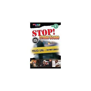 Carson-Dellosa Publishing Spectrum Readers Level 3: Stop! Crime Scene Workbook, Grade 1 - Grade 2 [eBook]