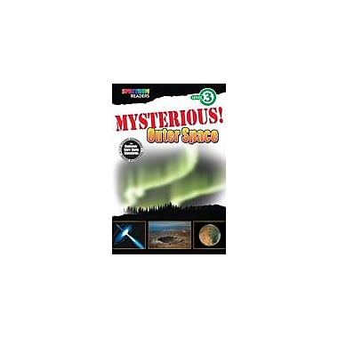 Carson-Dellosa Publishing Spectrum Readers Level 3: Mysterious! Outer Space Workbook, Grade 1 - Grade 2 [eBook]