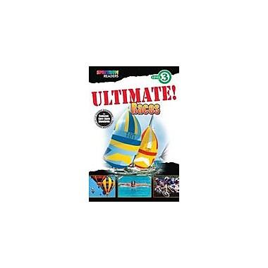 Carson-Dellosa Publishing Spectrum Readers Level 3: Ultimate! Races Workbook, Grade 1 - Grade 2 [eBook]