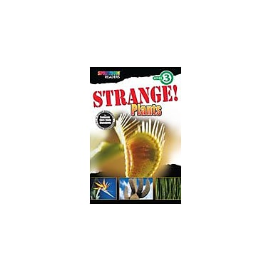 Carson-Dellosa Publishing Spectrum Readers Level 3: Strange! Plants Workbook, Grade 1 - Grade 2 [eBook]