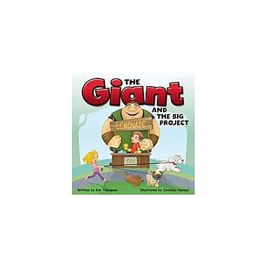 Carson-Dellosa Publishing The Giant And The Big Project Workbook By Thompson, Kim, Kindergarten - Grade 3 [eBook]