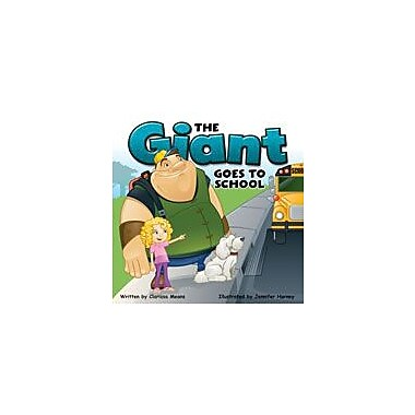 Carson-Dellosa Publishing The Giant Goes To School Workbook By Means, Clarissa, Kindergarten - Grade 3 [eBook]
