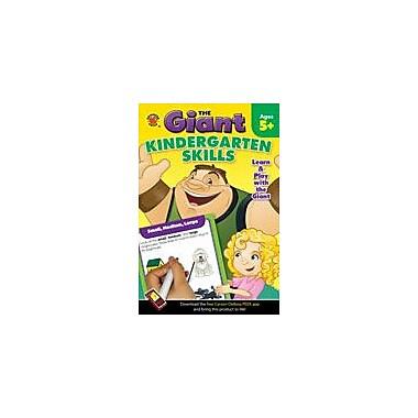 Carson-Dellosa Publishing The Giant: Kindergarten Skills Workbook, Kindergarten - Grade 1 [eBook]