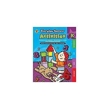 Carson-Dellosa Publishing - Cahier d'activités Everyday Success Activities par Brighter Child, prématernelle [livre numérique]