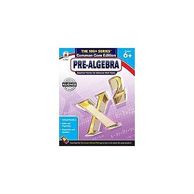 Carson-Dellosa Publishing Pre-Algebra, Grades 6 - 8 Workbook, Grade 6 - Grade 8 [eBook]