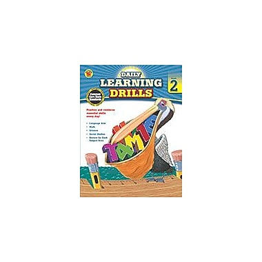Carson-Dellosa Publishing Daily Learning Drills, Grade 2 Workbook By Brighter Child, Grade 2 [eBook]