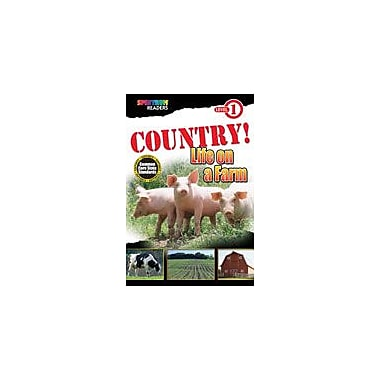 Carson-Dellosa Publishing Country! Life On A Farm Workbook By Domnauer, Teresa, Preschool - Grade 1 [eBook]