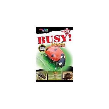 Carson-Dellosa Publishing Busy! Insects Workbook By Kurkov, Lisa, Preschool - Grade 1 [eBook]