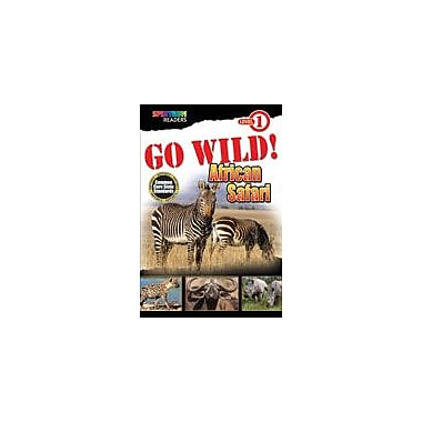 Carson-Dellosa Publishing Go Wild! African Safari Workbook By Kurkov, Lisa, Preschool - Grade 1 [eBook]