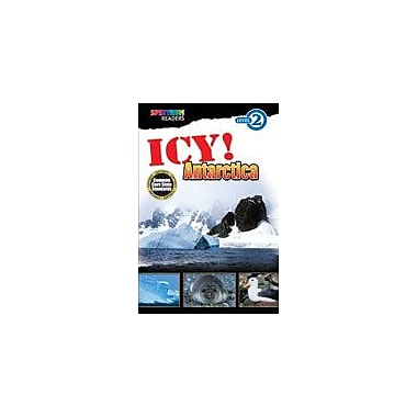 Carson-Dellosa Publishing Icy! Antarctica Workbook By Kurkov, Lisa, Kindergarten - Grade 1 [eBook]